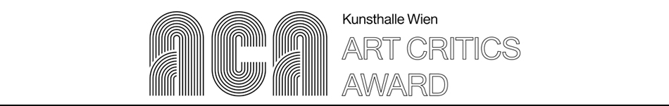 Art Critics Award Logo